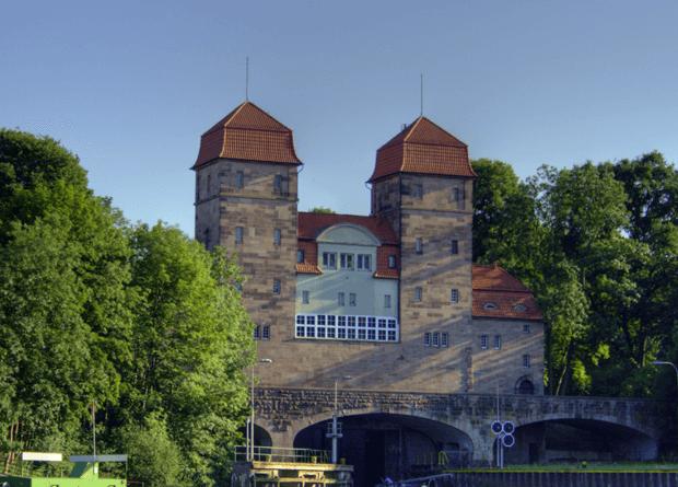 Burg Minden